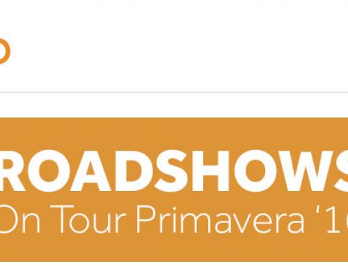 Roadshow AIMFAP – Primavera 2016