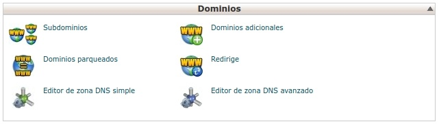 Dominios Hosting StartUp