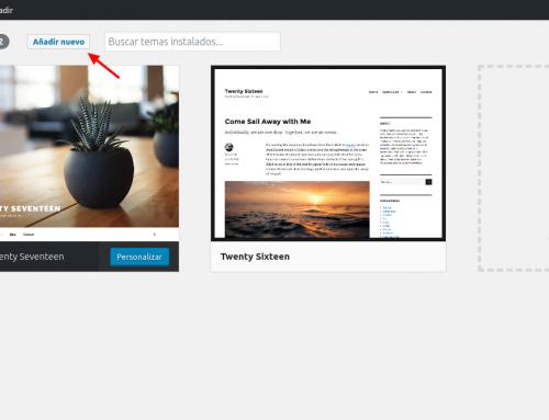 Cómo instalar Divi Theme en WordPress
