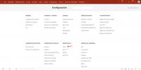 Zoho CRM Configuración Marketplace Todos servicios Internet Online