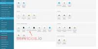 Hosting cPanel SpamExperts-Sender-whitelist servicios Internet Online