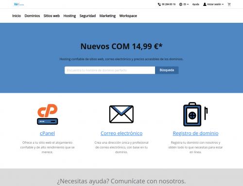 Teléfono WSname en español